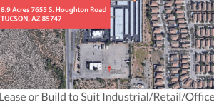 8.9 Acres 7655 S. Houghton Road